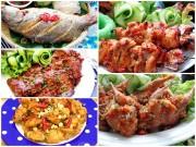 Bếp Eva - Gợi ý 5 món ngon cho ngày Quốc khánh 2-9
