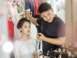 Vợ Duy Nhân lại mặc váy cưới khiến dân mạng nháo nhào