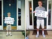 Tin tức - Những bức ảnh khó quên về ngày đầu tiên, ngày cuối cùng đến trường