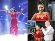 Vietnam Idol: Thu Minh diện váy lộng lẫy, bất ngờ hát tặng khán giả