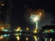 Tin tức - Pháo hoa lung linh trên bầu trời Sài Gòn mừng Tết Độc lập