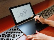 Eva Sành điệu - Lenovo Yoga Book, tablet 2 trong 1 bỏ túi độc nhất vô nhị