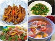 Bếp Eva - Bữa cơm chiều cuối tuần giản dị mà ngon