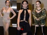 Thời trang - Chung kết The Face Việt Nam: Mỹ nhân đại chiến thảm đỏ khiến fan mãn nhãn
