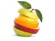 Sức khỏe - Infographic: 10 loại trái cây giảm mỡ thừa 'thần tốc'