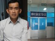 Làng sao - Sức khỏe Minh Thuận đang nguy kịch hiện nằm trong phòng điều trị đặc biệt