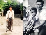 Làng sao - Ca sĩ Minh Thuận bật khóc khi nhận ra bố và em trai
