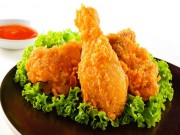 Sức khỏe - Trướng bụng, viêm gan chỉ vì thức ăn nhanh