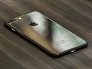 Đẹp sững sờ iPhone 7 màu đen bóng