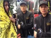 Làng sao - Noo Phước Thịnh, Miu Lê, Ngô Kiến Huy hoảng hồn tháo chạy khỏi khách sạn bị cháy