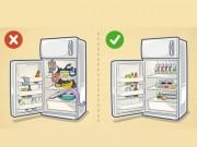 Bếp Eva - Mách chị em 10 ý tưởng sắp xếp tủ lạnh gọn gàng