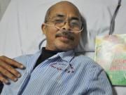 BS điều trị cho NSƯT Hán Văn Tình: 'Từ lâu chúng tôi đã coi anh ấy là người nhà'