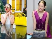 Thời trang - Lệ Quyên chơi hàng hiệu kín tiếng nhưng cực khủng