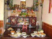 Nhà đẹp - Đặt bàn thờ đúng hướng giúp hóa giải mộ phần địa thế xấu