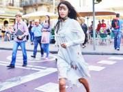 Xem & Đọc - Giật mình với hình ảnh Yoona nhếch nhác, bẩn thỉu ở nước ngoài