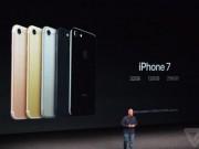 """Khám phá iPhone 7 Plus: camera sau kép, khả năng chống nước cực """"đỉnh"""""""