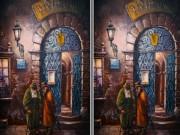 Eva tám - Chỉ 5 người có thể nhìn ra sự khác biệt trong các bức tranh này, bạn có thể?