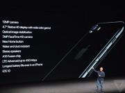 Cấu hình chi tiết, giá và ngày mở bán iPhone 7 và 7 Plus