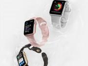 CHÍNH THỨC: Apple Watch series 2 hiệu suất mạnh, giá 369 USD