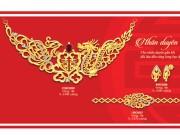 Tin tức thị trường - SJC ra mắt bộ sưu tập mới, trang sức cưới truyền thống Long Phụng Hòa Minh