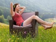 Làm đẹp mỗi ngày - 5 bí quyết sống trọn vẹn - đẹp tự nhiên cho nàng bận rộn