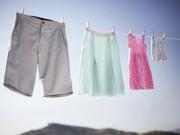 Nhà đẹp - Mẹo làm khô quần áo nhanh chóng mà không cần máy sấy