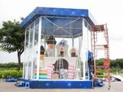Xem & Đọc - Ngôi nhà bánh kẹo lớn nhất Việt Nam sắp hoàn thành