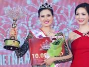 Tin tức thời trang - Kim Thoa đăng quang Hoa hậu doanh nhân Thế giới người Việt 2016