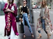 Thời trang - Thu này, bạn sẽ thích mê mốt áo khoác dài như đồ ngủ