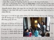 Làm mẹ - 2 bức thư của cô giáo Việt và cô giáo Ấn khiến mọi phụ huynh phải suy nghĩ