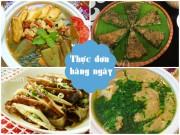 Bếp Eva - Bữa cơm 4 món hấp dẫn, ăn mãi chẳng chán