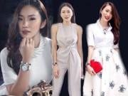 Thời trang - Bà mẹ 30 tuổi 2 con này được ca tụng mặc đẹp nhất Singapore!