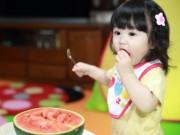 """10 loại thực phẩm đừng nên quên để trẻ """"chân dài tới nách"""""""