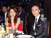 Lâm Tâm Như và Hoắc Kiến Hoa lần đầu nắm tay nhau đi sự kiện