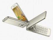 Eva Sành điệu - Ra mắt Galaxy Folder 2 nắp gập, giá hơn 6 triệu đồng