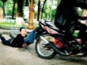 Ngày mới - Truy bắt 3 thanh niên cướp xe của cô gái trẻ