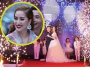 Làng sao - 5 điều bất ngờ về đám cưới Chí Anh và lời Khánh Thi phát biểu ở hôn lễ người yêu cũ