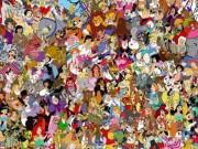 Eva tám - Có 6 nàng công chúa trong bức tranh này, bạn có đủ tinh mắt để tìm ra họ?