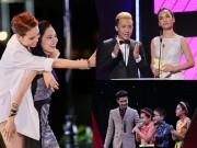 """Làng sao - TV Show tuần qua: Bằng Kiều thấy thí sinh """"mặt đần"""", Trấn Thành bị """"ném đá"""" tại VTV Awards"""