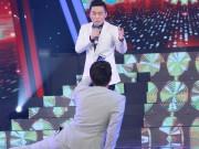 """Làng sao - Ngô Kiến Huy """"lê lết"""" chụp ảnh cho Lam Trường"""