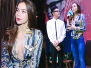 Làng sao - Hà Hồ và Quán quân The Face đến chúc mừng Noo Phước Thịnh