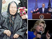 Tin tức - Sức khoẻ bà Hillary linh ứng với lời tiên tri Baba Vanga về Tổng thống Mỹ?