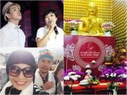 Làng sao - Phương Thanh tổ chức lễ cầu an cho Minh Thuận nhưng vắng mặt vào phút chót