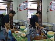 Bếp Eva - Quán mỳ Ý giá rẻ của vị đầu bếp liệt nửa người vẫn một tay đứng bếp