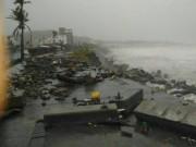 Tin tức - Siêu bão Meranti mạnh ngang ngửa Haiyan đã vào Biển Đông