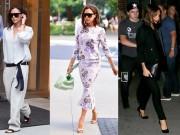 Thời trang - 1 ngày Victoria Beckham