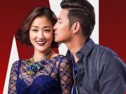 Xem & Đọc - Huy Khánh hôn lên má Maya khi hội ngộ giữa Sài Gòn