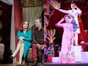 Xem & Đọc - Lan Phương biến hoá từ diễn viên sang người mẫu trong một vở diễn
