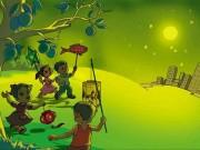 Làm mẹ - Truyện cổ tích: Sự tích chú Cuội cung trăng