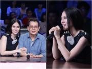 Thu Thủy xinh đẹp ngồi ghế giám khảo Gala chung kết trên truyền hình